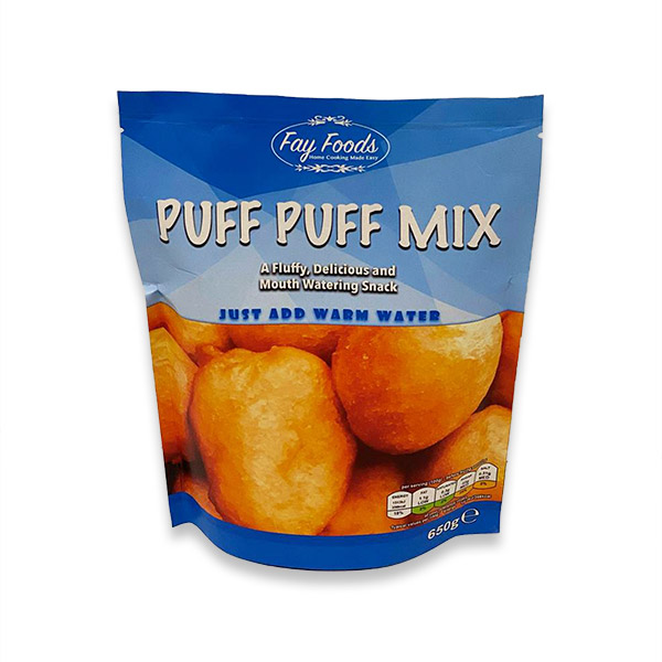Puff Puff Mix Pack