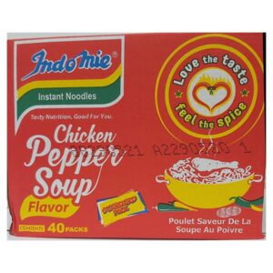 Indomie Chicken Pepper Soup