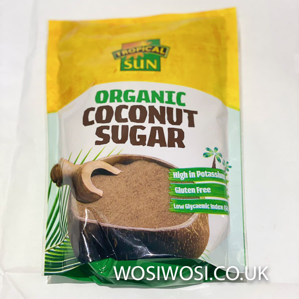 Tropical Sun Coconut Sugar 400g